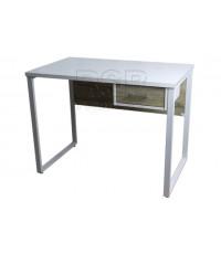 โต๊ะทำงาน ขาเหล็กตัว C รหัส 2923