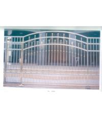 ประตูสแตนเลส ST026 (Stainless Gate No. ST026)