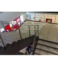 DIY ราวบันไดสแตนเลส Stainless Steel Handrail/ Banister No. LD-B039 at CaliforniaWow Ekkamai Branch