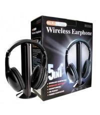 5 In 1 Wireless Headsets
