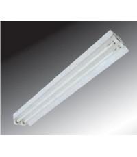 DLI1-120 : โคมโรงงานแผ่นเหล็กสะท้อนแสง (  ขนาด 1x18 w )