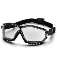 Pyramex V2G Goggles  เลนส์ ใส กันฟ้า