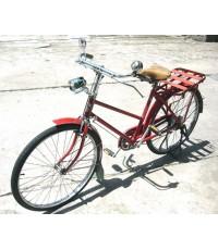 จักรยานโบราณของญี่ปุ่น ยี่ห้อ Fuji จักรยานไปรษณีย์