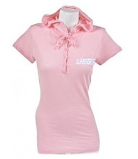 JEGS Ladies Pink Hoody
