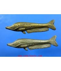 ปลามงคลปลาเงิน ปลาทอง