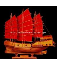 เรือรบจีนมังกรแดง