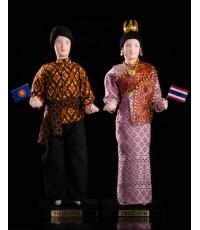 ตุ๊กตาอาเซียนประเทศไทย
