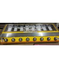 เตาปิ้งย่างใช้แก๊ส หัวเตาอินฟาเรด 8 หัว ร่น SC-999
