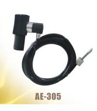 หัวเป่าลมป้องกันไฟฟ้าสถิตย์ หัวที่ใช้กำจัด ทำลาย ล้าง สลาย อีเอสดี ARMEKA AE-305 ESDNOZZLE