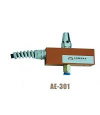 หัวน็อตเซิล Nozzle ป้องกันไฟฟ้าสถิตย์ เป็นอุปกรณ์เครื่องมือป้องกันอีเอสดี ARMEKA AE-301 ESDNOZZLE