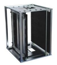 แมกกาซีนแล็ค ใส่ PCB magazine rack กล่องใส่เคลื่อนย้าย PCB กล่องช่องเสียบ PCB Magazine Rack SPM1091.