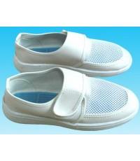 รองเท้า esd รองเท้าป้องกันไฟฟ้าสถิตย์ anti static  mesh shoes model sas0108