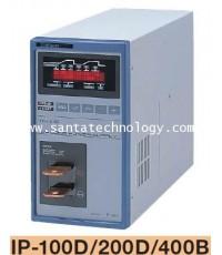 MIYACHI IP-400B FINE SPOT WELDER เครื่องเชื่อมไฟร์สป็อต DC inverter-controlled welding power supply.