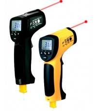Infrared Thermometer 1050C support :DT-8835.