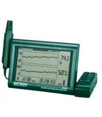 HumidityTemperature Chart Recor :RH520A-220.