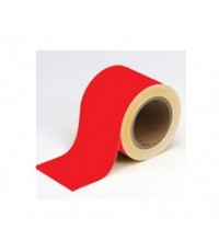 Brady pipe banding tape red color part number 55261 เทปพันท่อบาร์ดี้.