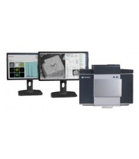 Field-Emission Scanning Electron Microscope Keysight New 8500B FE-SEM.