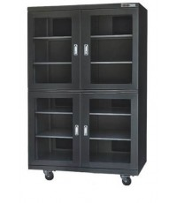 Dry cabinet is mainly used for storing electronic components ตู้กันความชื้น