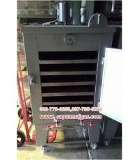 ตู้อบแห้ง (ระบบแก๊ส) 5 ชั้น - เหล็ก