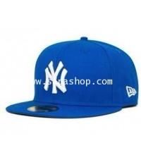 จำหน่าย หมวกเบสบอล ปักลายYN สุดเท่ คุณภาพดี สีน้ำเงิน ราคาประหยัด (พรีออเดอร์)
