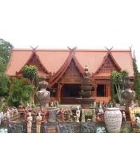 บ้านทรงไทยแบบโอฬาร