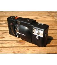 Olympus XA กล้อง range finder ขนาดเล็ก พกง่ายถ่ายสะดวก