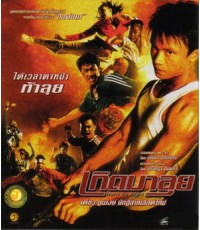 เกิดมาลุย / Born to Fright หนังไทยแอ็คชั่น สไตล์ จาพนม DVD MASTER ZONE 3 1 แผ่นจบ