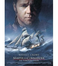 MASTER and COMMANDER : ผู้บัญชาการล่าสุดขอบโลก DVD MASTER ZONE 3 1 แผ่นจบ