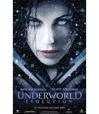 Underworld 2 (Evolution) : สงครามโค่นพันธุ์อสูร ภาค 2 DVD MASTER ZONE 3 1 แผ่นจบ