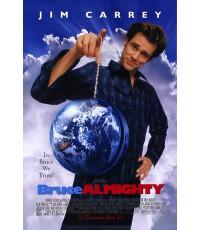 Bruce Almighty : 7 วันนี้ พี่ขอเป็นพระเจ้า DVD MASTER ZONE 3 1 แผ่นจบ