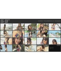 Bikini Magazine Vol.7 (น้องเจสสินี่ น้องนก น้องน้ำแข็ง) VCD MASTER พากษ์ไทย 1 แผ่นจบ