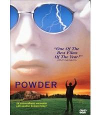 Powder : คนเผือกสายฟ้าฟาด DVD MASTER ZONE 3 1 แผ่นจบ