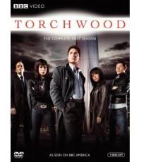 Torchwood Season 1-2 : ขบวนการล่าปริศนา ปี 1-2 V2D MASTER ซับไทย 10 แผ่นจบ