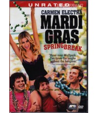 Mardi Gras (Spring Break) : มาร์ดิ กราส สามโจ๋ซ่าส์ปาร์ตี้สะบึม DVD MASTER ZONE 3 1 แผ่นจบ