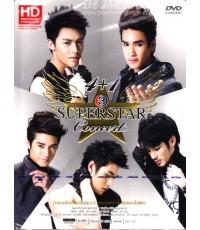 Chanel 3 : 4+1 Superstar Concert DVD MASTER ZONE 3 2 แผ่นจบ