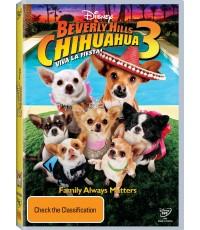 Beverly Hills Chihuahua 3 : คุณหมาไฮโซ โกบ้านนอก 3 DVD MASTER ZONE 3 1 แผ่นจบ