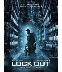 Lockout : แหกคุกกลางอวกา DVD MASTER ZONE 3 1 แผ่นจบ