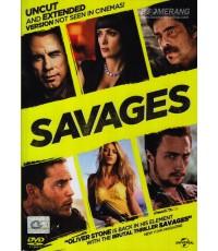 Savages : คนเดือดท้าชนคนเถื่อน DVD MASTER ZONE 3 1 แผ่นจบ
