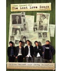 Green Concert 10 The Lost Love Songs DVD MASTER ZONE 3 3 แผ่นจบ