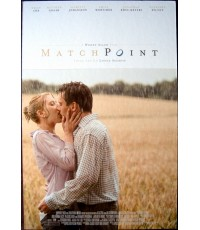 Match Point : เกมรัก เสน่ห์มรณะ DVD Master Zone 3 1 แผ่นจบ