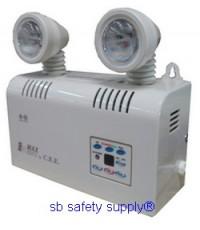 ไฟฉุกเฉิน CP-AD LED มีระบบ Auto Test (Emergency Light Max Bright C.E.E.)
