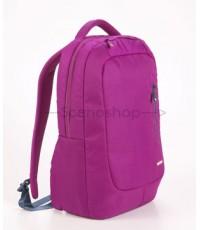 Pre-Order กระเป๋าเป้ Notebook incase 13-15 นิ้ว สีม่วง
