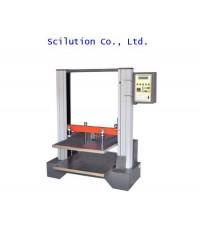 เครื่องทดสอบการบีบอัดกล่องพิมพ์ Microcomputer type carton compressive tester HAIDA HD-501-600