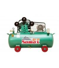 ปั๊มลมโซแม็กซ์ SOMAX ขนาด 5 แรงม้า รุ่น SฺB 50/148/380
