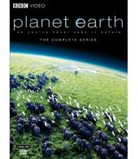 BBC PLANET EARTH  5 แผ่นจบ (เสียงไทย+อังกฤษ-บรรยายไทย)