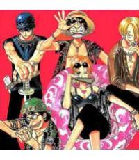 One Piece วันพีช ล่าขุมทรัพย์โจรสลัด ปี 4 / 3 แผ่นจบ (พากษ์ไทย)
