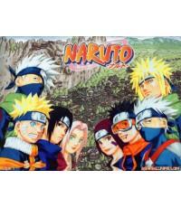 Naruto นินจาคาถา (EP1-220) (จบภาคเด็ก) 11 แผ่นจบ (พากษ์ไทย)