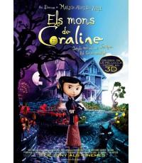 Coraline โครอลไลน์กับโลกมิติพิศวง อนิเมชั่น 3D (2 ภาษา)