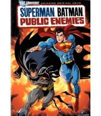 Superman Batman Public Enemies ศึกสองวีรบุรุษรวมพลัง  1 แผ่นจบ (ซับไทย+พากย์ไทย)