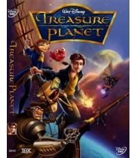 Treasure Planet ผจญภัยล่าขุมทรัพย์ดาวมฤตยู  (ซับไทย+พากย์ไทย) 1 แผ่นจบ